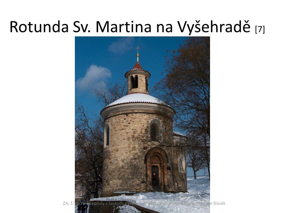 Rotunda Sv. Martina na Vyšehradě [7]